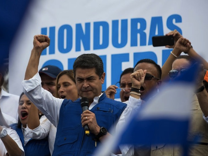 India Initiative Director Offers Insights on Election in Honduras