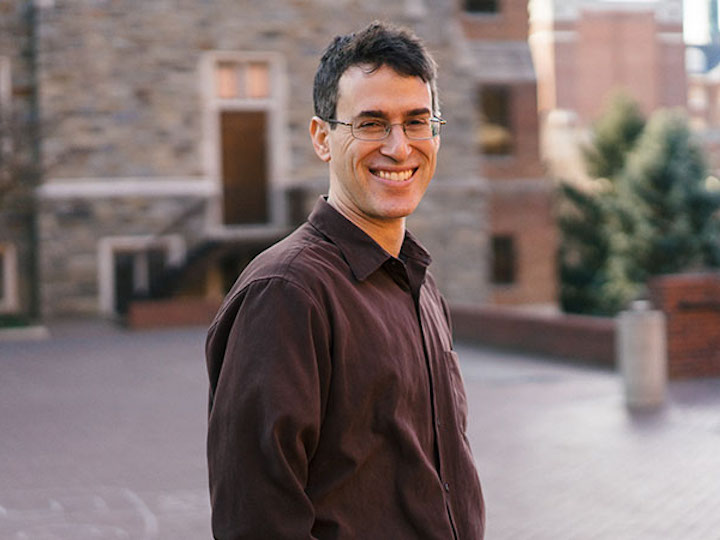 Spanish Professor Adam Lifshey Receives Distinguished Research Award