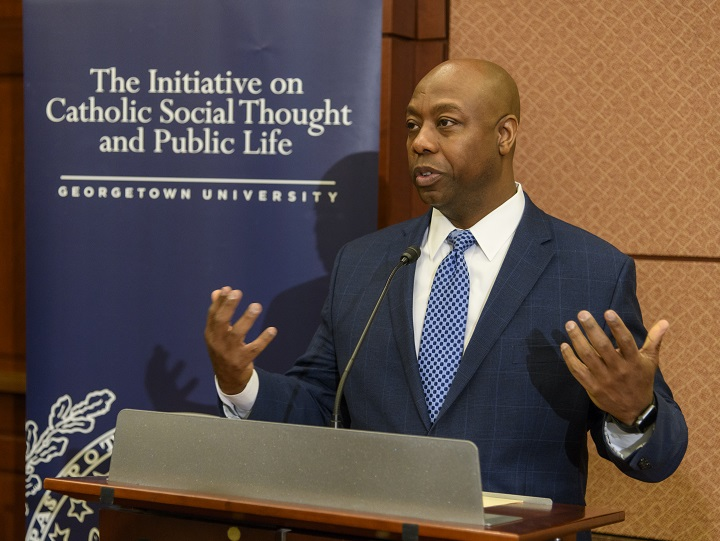 Senators and Representatives Discuss Bipartisan Progress, Common Good
