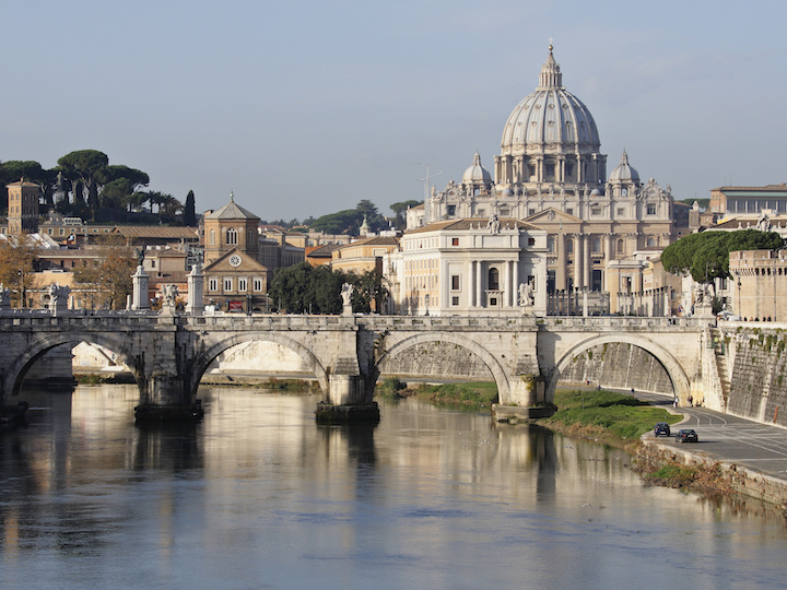 Meet the Hoyas Who Will Be Hacking the Vatican