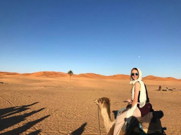 Undergraduate Students Pursue Global Internships While Studying Abroad
