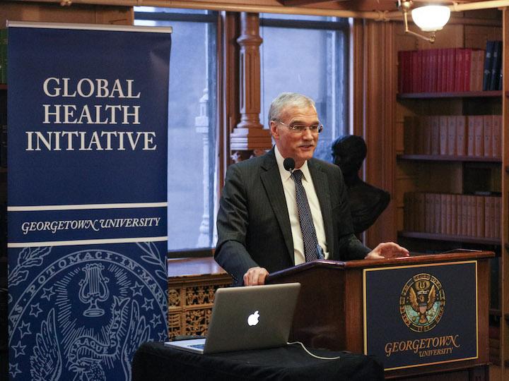 Global Health Initiative Sponsors Great Influenza Centenary Project