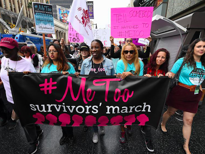 April 12: The #MeToo Movement—Why Now Again? What Next?
