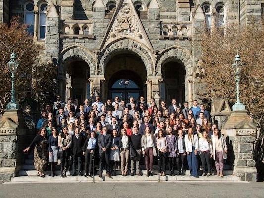 Photo of GCL Alumni Reunion