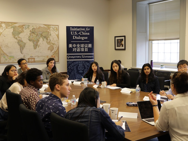 2018-19 US China Student Fellows Discussion with Dr. Rebecca Katz.jpg