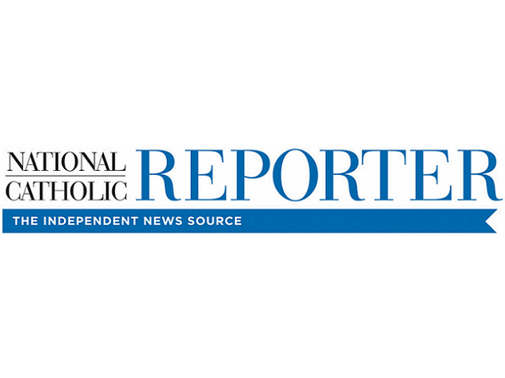 National Catholic Reporter logo