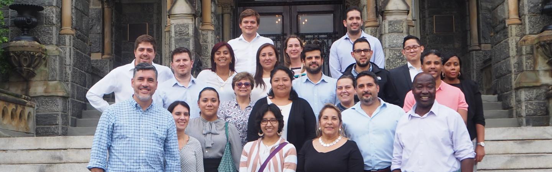ILG 2018 participants in Georgetown University