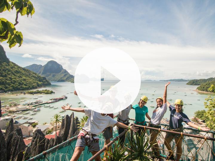 VIDEO: Georgetown Summer Programs Abroad