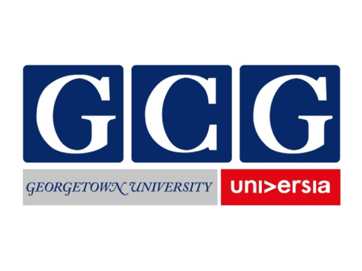 Logo GCG Journal by Universia and Georgetown University