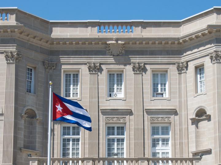 Embassy of Cuba in Washington DC
