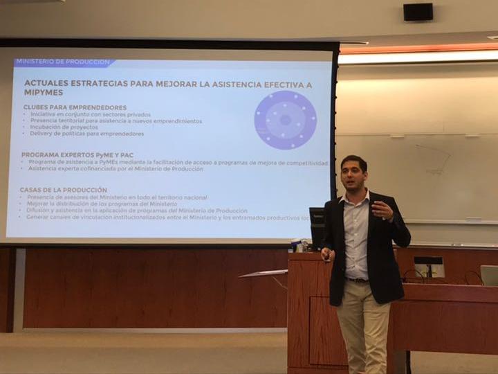 Emilio E. Rescigno, (ILG 2017, Argentina)