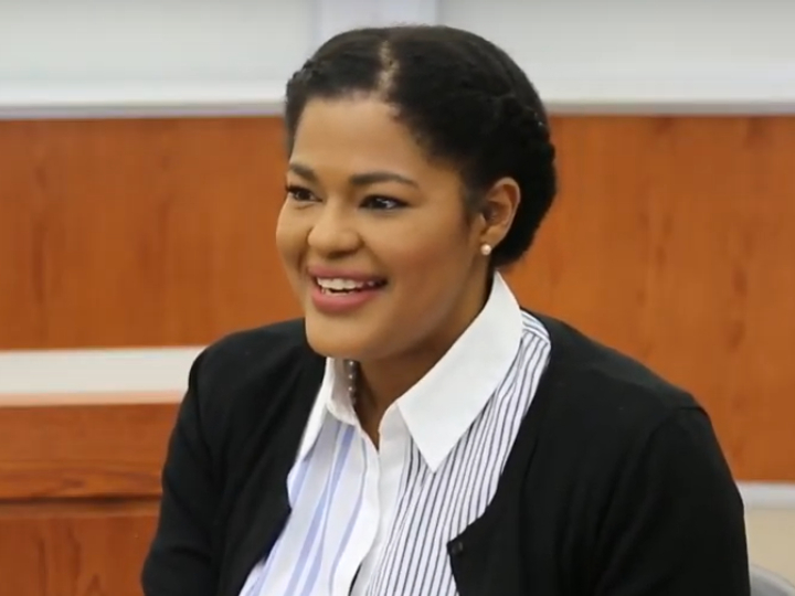 Anyela Hurtado, GCL 2019 from Panama