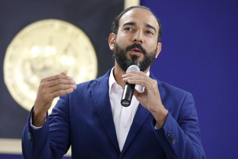 Luis Rodriguez ILG 2017 El Salvador