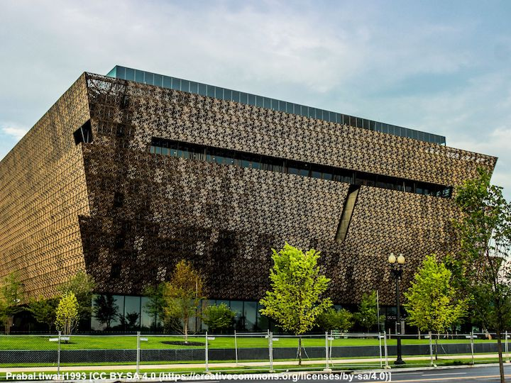 National Museum of African American History and Culture and the Washington Monument