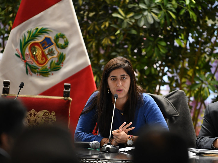 GCL 2010 Alumna New Minister of Economy and Finance of Peru