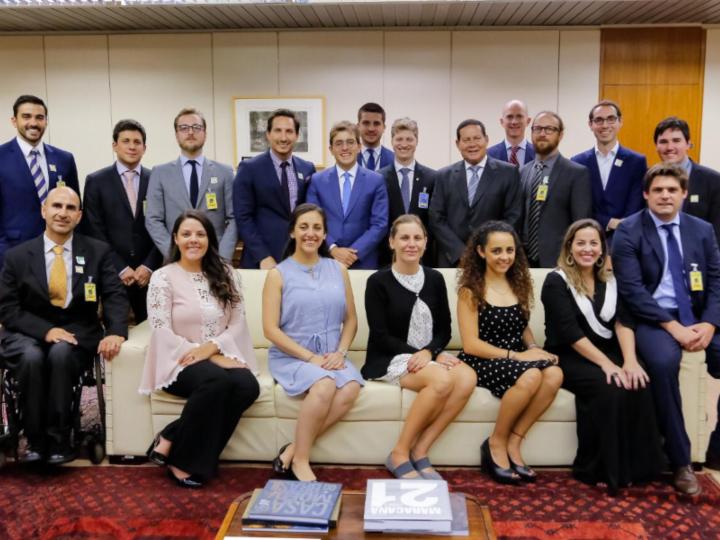 GCL Alumni in Brazil