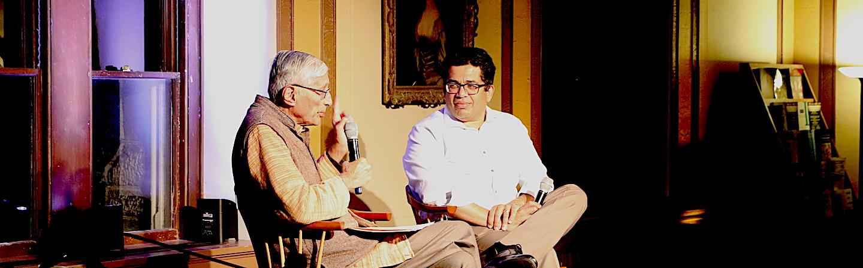 Rajmohan Gandhi speaks to Irfan Nooruddin about nationalism.