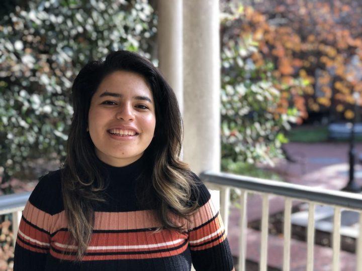 Marelyn Perez-Badillo (NHS'21)