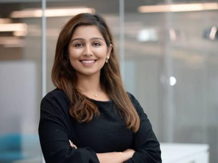 Deena Newaz, a Graduate of Georgetown University in Qatar
