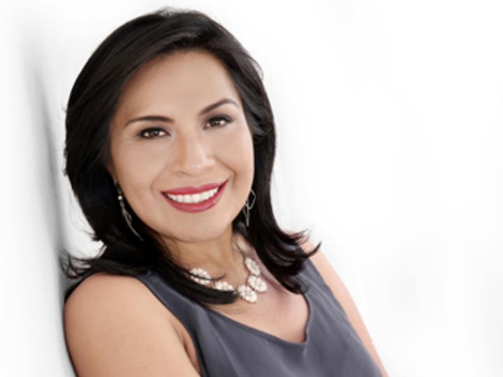 Allison Silva (GCL 2009, Bolivia) Winner of the GCL Impact Award 2020