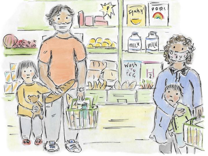 Professor Co-Writes Coronavirus Ebook for Kids