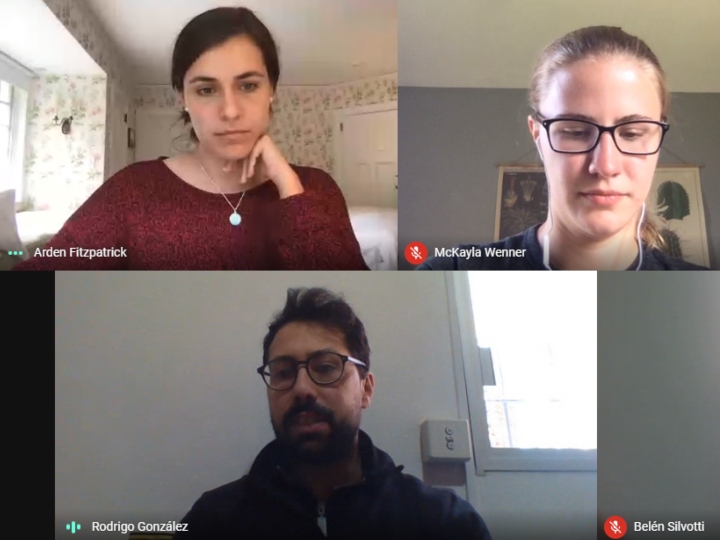 Connecting GCL projects with Georgetown students