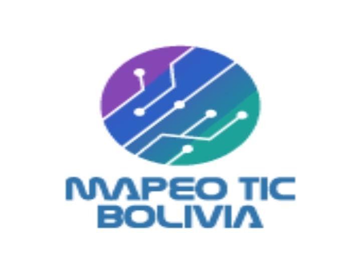 Logo Mapeo TIC Bolivia