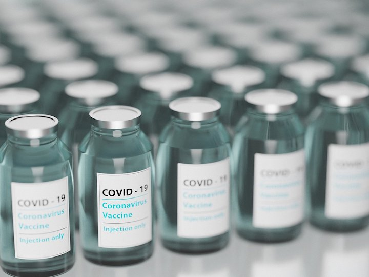 This is a picture of COVID-19 Vaccine.