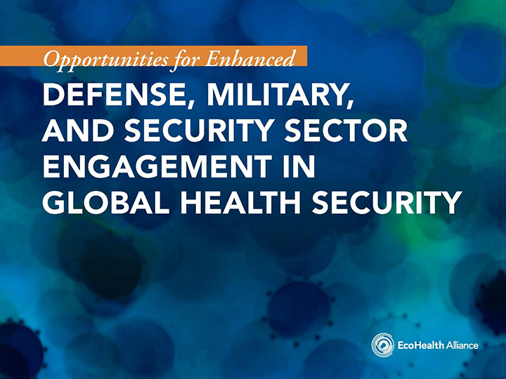 Opportunities for Enhanced Defense, Military, and Security Sector Engagement in Global Health Security