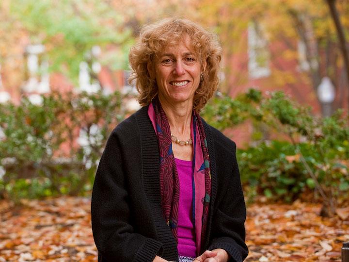 Professor Nancy Sherman
