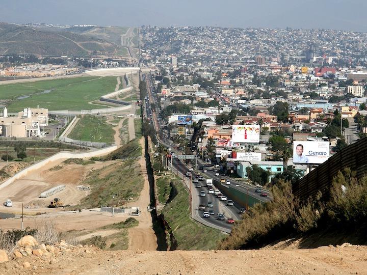 The U.S.-Mexico Border