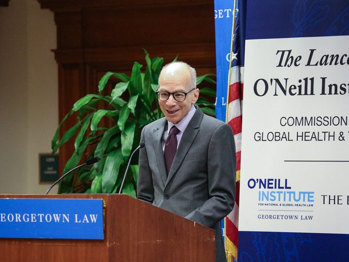 O'Neill Institute's Lawrence Gostin