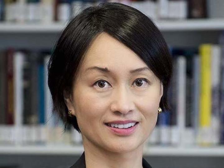 Dr. Jennifer Huang Bouey