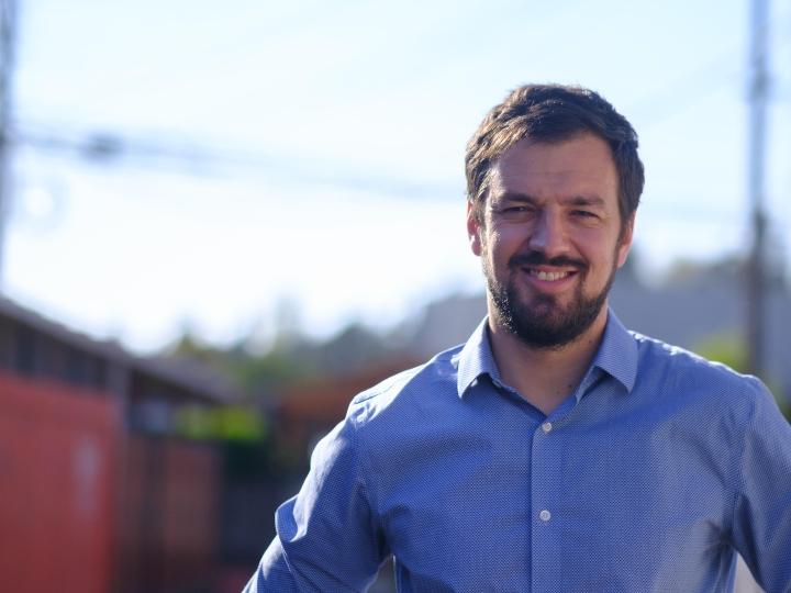Tomás Vodanovic, GCL 2016, New Mayor of the Maipú Commune, Chile.