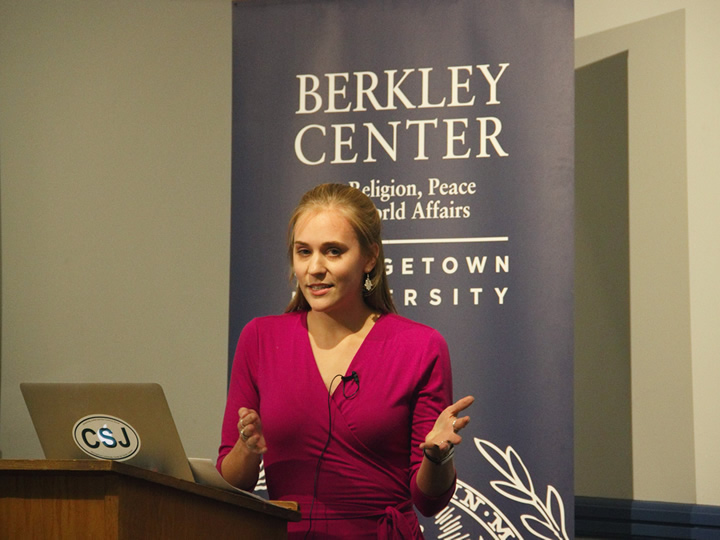 Berkley Center for Religion, Peace, and World Affairs