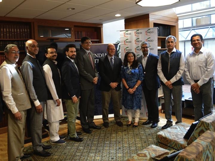 FICCI Indo-U.S. Forum of Parliamentarians
