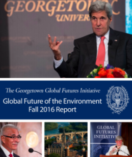 The Global Future of the Environment Fall 2016 Report