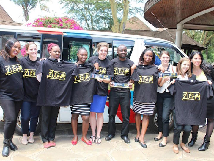 "Global Podcast: Georgetown's ""Zusha!"" Campaign Prevents Road Fatalities in Kenya"