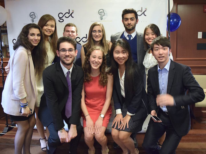 GU Student Group Hosts Nationwide Case Competition in Global Development