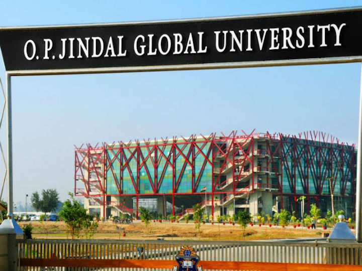O.P. Jindal Global University in Sonipat, India
