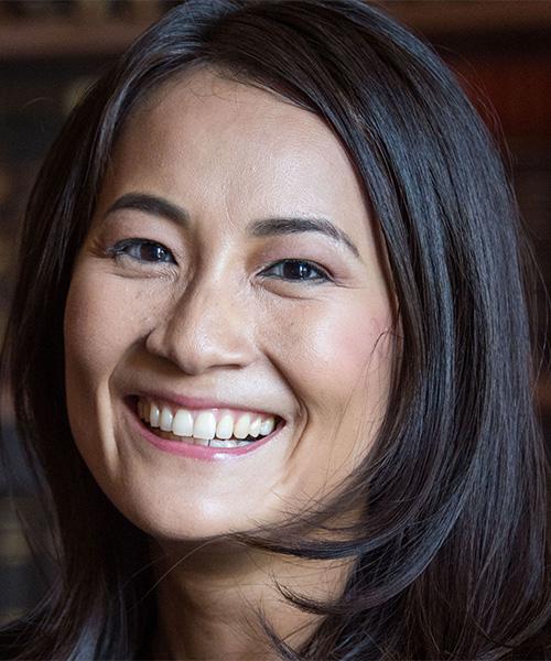 Becky Yang Hsu portrait