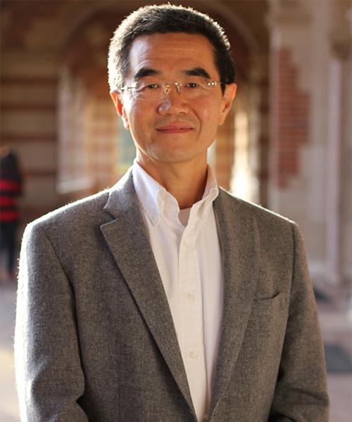 Yan Yunxiang portrait
