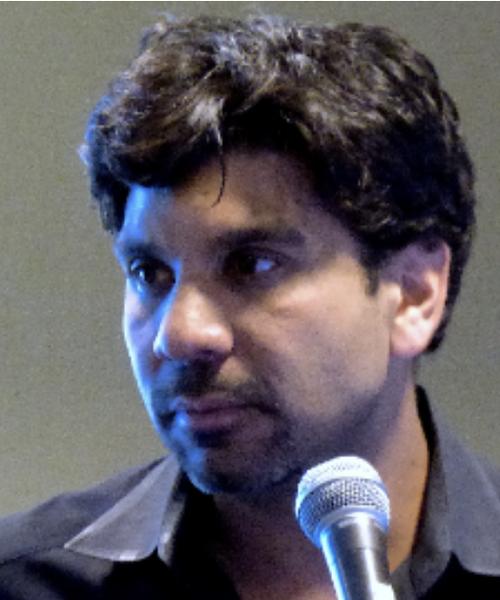 Jishnu Das headshot