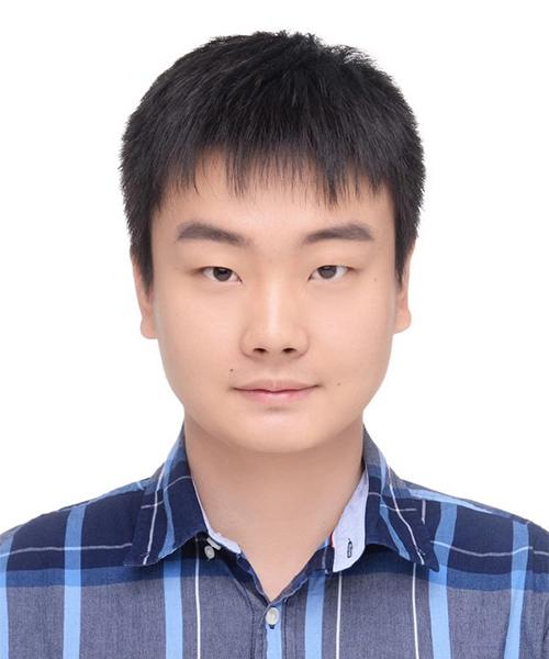 Ruihan Huang portrait