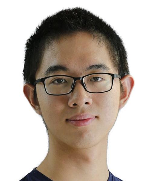 Jiaqiao Xiang portrait