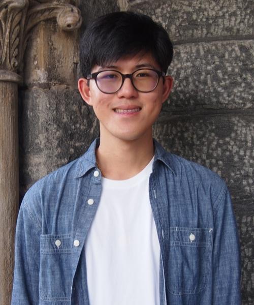 Andrew Tiu headshot