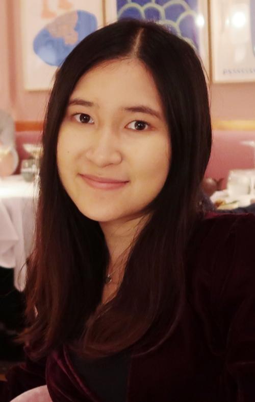 Angela Lu portrait