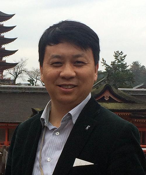 Shaohua Lei headshot