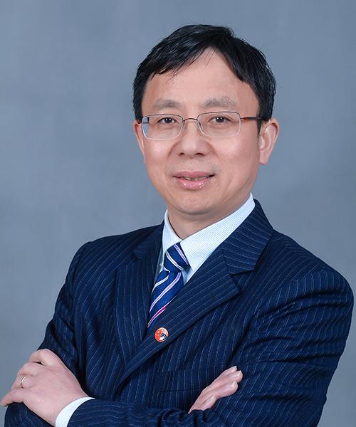 Xinbo Wu headshot