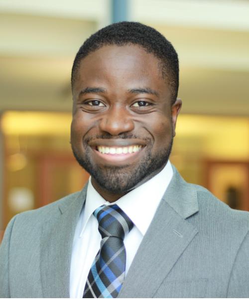 Mwemba Mwemba Jr. portrait